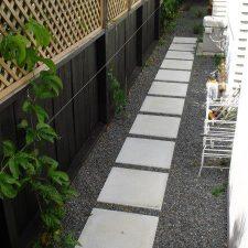 PT.+Path+-600+x+600+concrete+pavers+&+pebbles