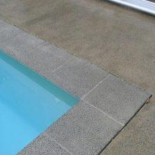 PV. Paving -pool coping