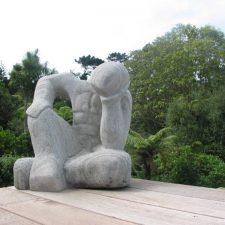 SC.+Sculpture+-Sandstone+figure