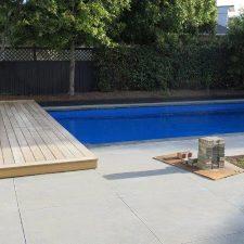 SP. Swimming Pool -Aquatechnics Tasman 9.57m x 4.40m