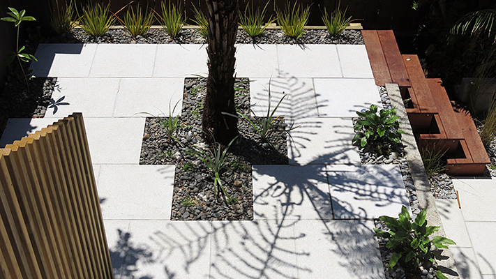 Meadowbank Courtyard